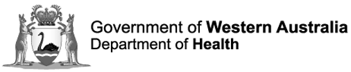 Logo: Western Australia Department of Health